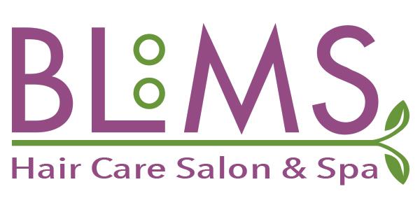 BLooMS Hair Care Salon & Spa Logo