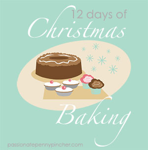12 day of Christmas Baking