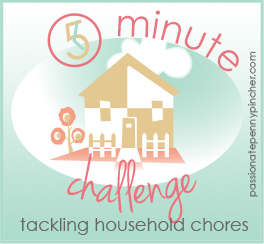 5 Minute Challenge Graphic