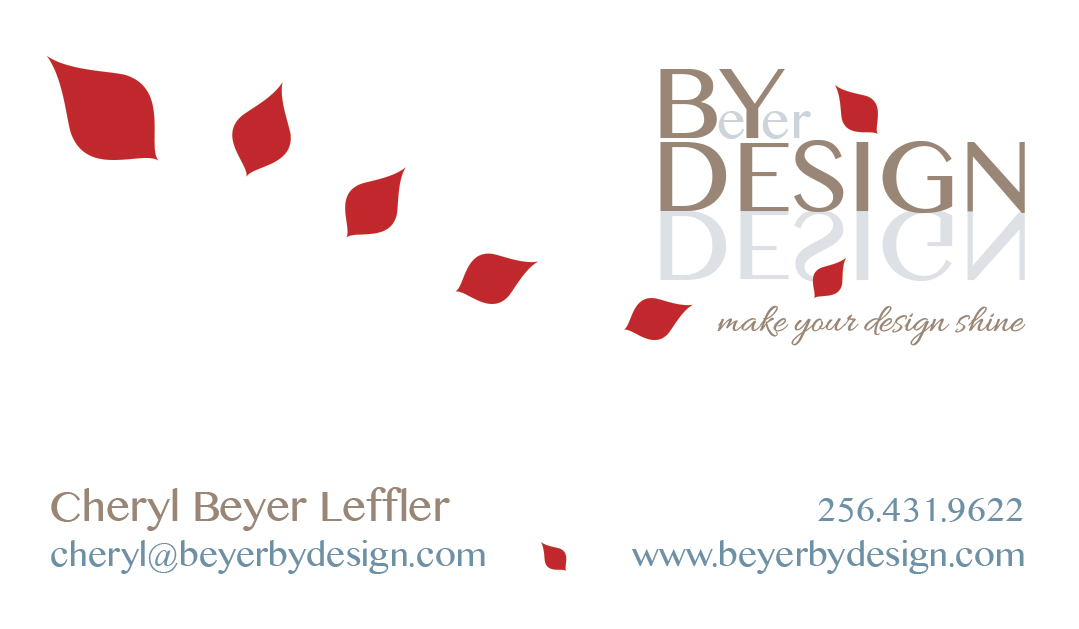 Beyer by Design Business Card
