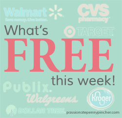 What's FREE this week! Graphic