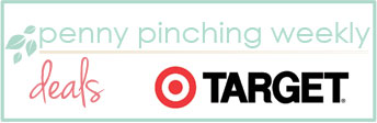 penny pinching weekly deals Target Graphic