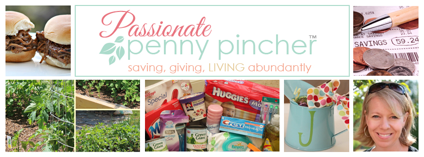 Passionate Penny Pincher Facebook Cover