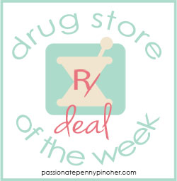 Drug Store Deal of the Week Graphic