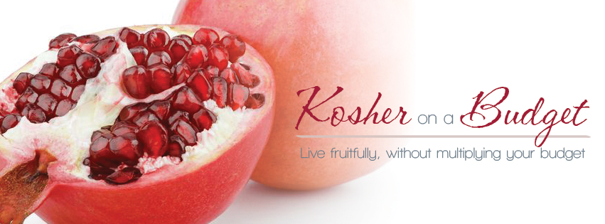 Kosher on a Budget Facebook Cover
