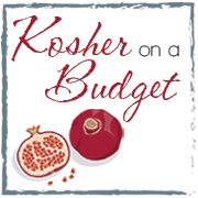 Kosher on a Budget Facebook Profile Page